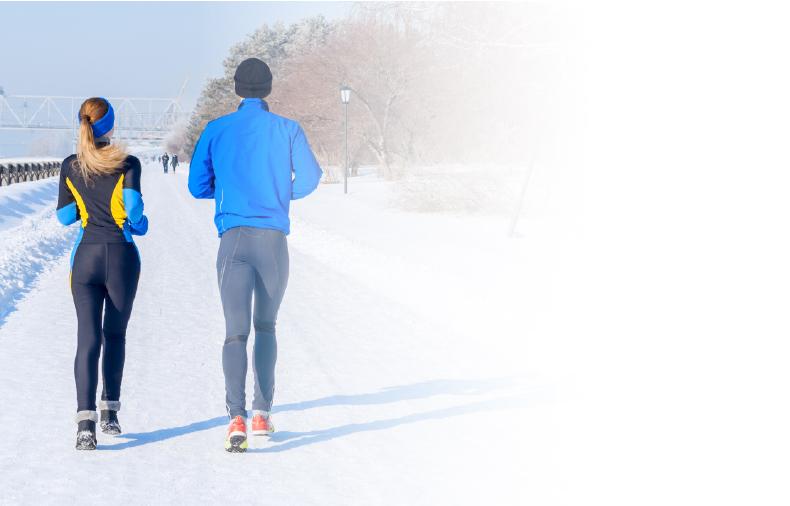 Zimowe treningi